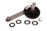 Klikový mechanismus stěračů DLW000020