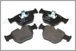 Brzdové destičky přední SFC500080, SFC500050