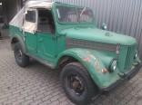 GAZ 69A rok výroby 1954