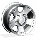 16x8 Offender Alloy 16X8OFFENDER