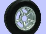 Alu Disk 7x16 ZU DA2435