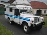 Land Rover 109 SIII Ambulance  - PRODÁNO