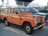 Land Rover 109 SIII PRODÁNO
