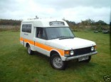 LR Range Rover Ambulance !!! PRODÁNO !!!