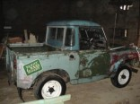 LR SII 109 Truck-cab 2.25 - PRODÁNO