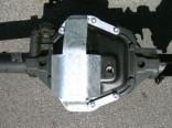 Ochrana zadního diferencialu Salisbury PM614
