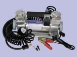 Vzduchový kompresor 12V - dvouválcový DA2392